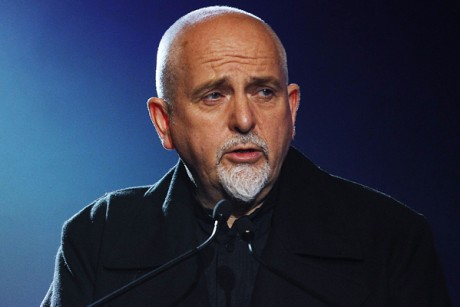 Peter Gabriel: The past is the future