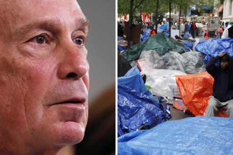 Zuccotti showdown set for early Friday morning