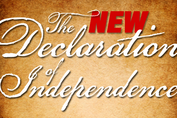 a new declaration of independence salon com