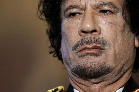 New video shows possible Gadhafi torture