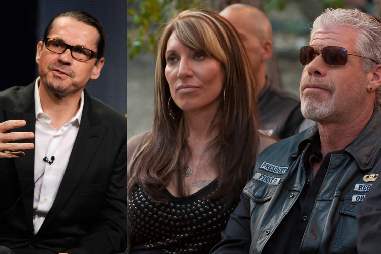 Kurt Sutter And Katey Sagal How Did They Meet