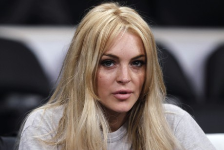 Why are we still rubbernecking Lindsay Lohan?