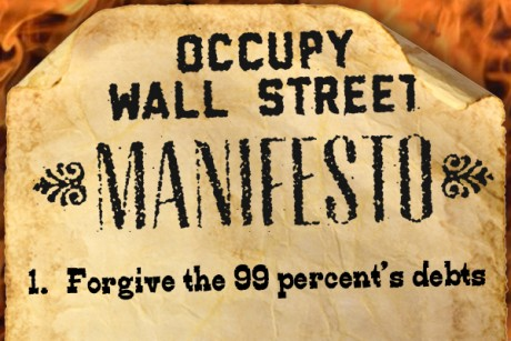 Occupy Wall Street Manifesto