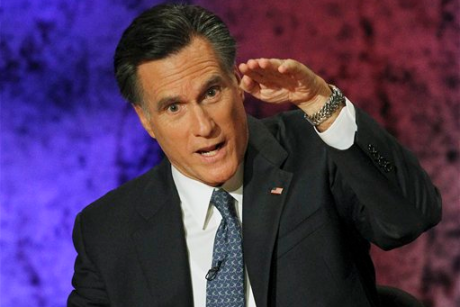 Why Mitt Romney is not a moderate