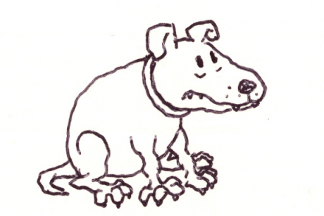 new yorker dog 2 png