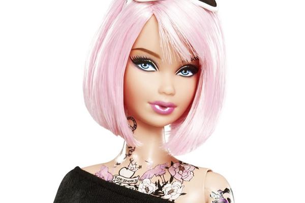 Barbie Gets A Tattoo Makeover Salon Com