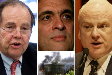 Insiders voice doubts about CIA's 9/11 story