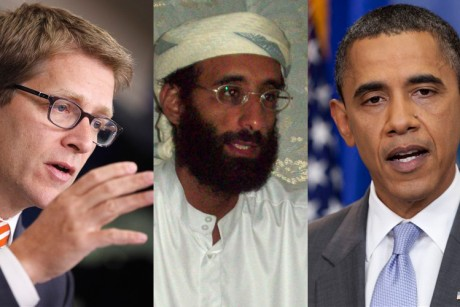 Jay Carney, Al Awlaki and President Barack Obama