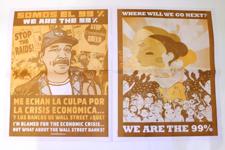 The powerful graphics of OWS