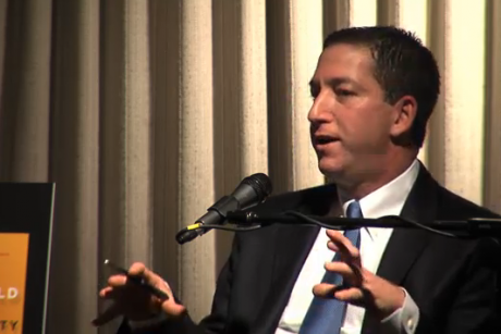 Salon's Glenn Greenwald