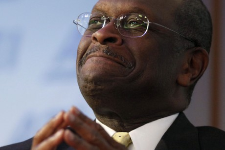 Herman Cain doesn't eat