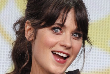 Zooey Deschanel makes my teeth hurt