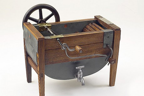 Early 1900's Rocker Washing Machine
