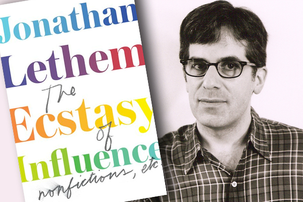 Jonathan Lethem on Writers, Disney Movies, and Cat Videos