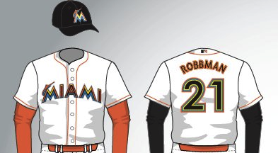 The Marlins' bizarre new look