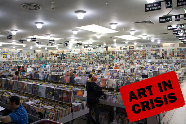In an iTunes age, do we need the record store? - Salon.com