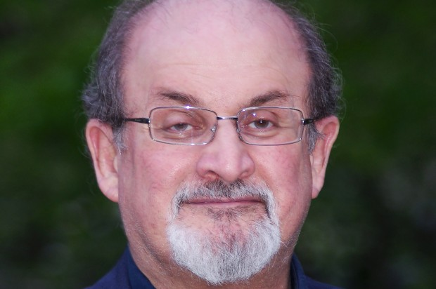 Rushdie: There once was a girl named Kardashian...