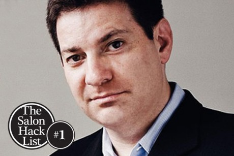 1. Mark Halperin