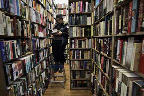 What Slate doesn't get about bookstores