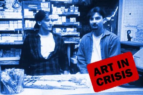 art in crisis clerks