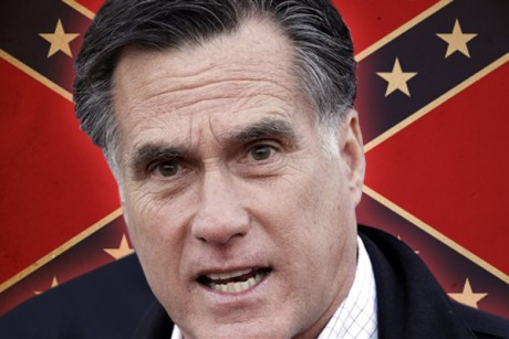 The South is allergic to Romney