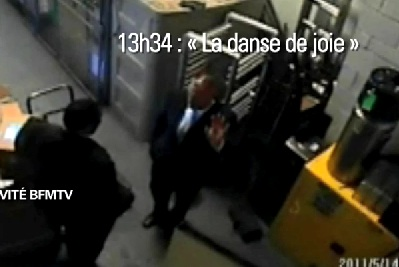 """The DSK """"victory dance"""" video proves nothing"""