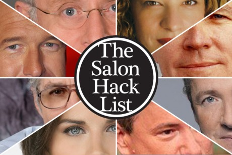 Welcome to the 2011 Salon Hack List