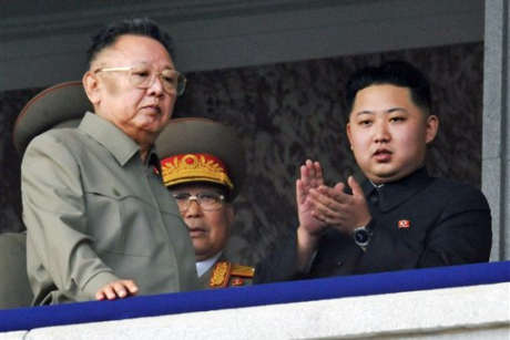 Anxiety reigns after Kim Jong Il's death