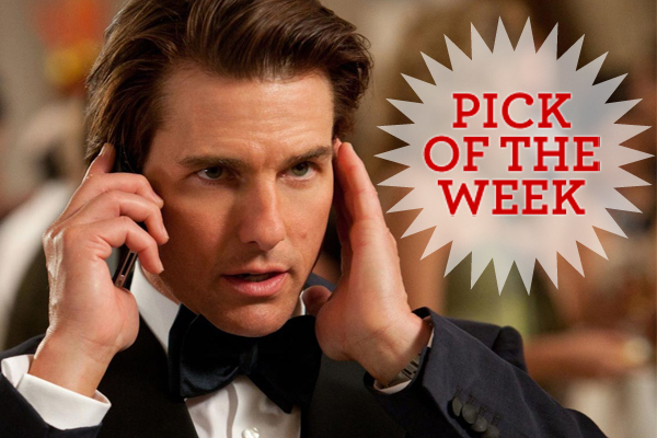 Mission Impossible Ghost Protocol At Long Last The Year S