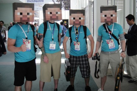 "... ""Minecraft,"" the deceptively simple online video game that has conquered ..."