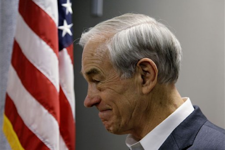 South Carolina: Ron Paul Surges Past Santorum Into Top Tier Ron Paul L1 460x307