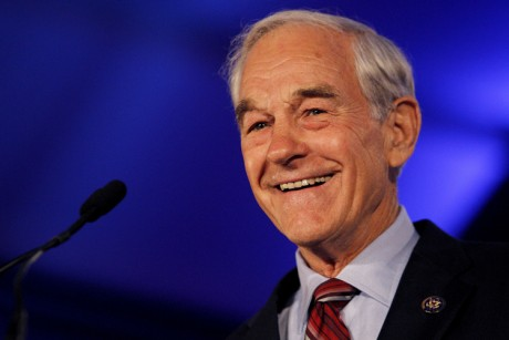 Progressive beer goggles for Ron Paul