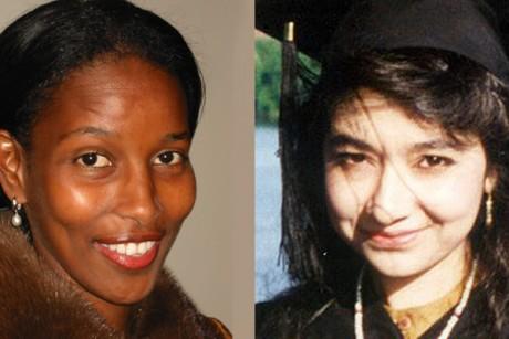 Ayaan Hirsi Ali and Aafia Siddiqui