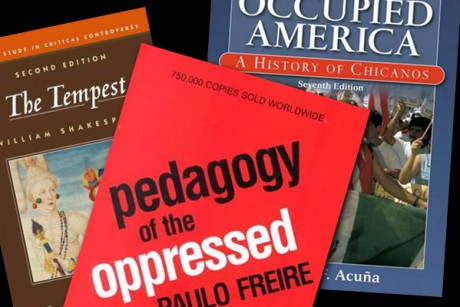 Tucson Schools ban Mexican-American history books