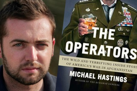 Michael Hastings on war journalists