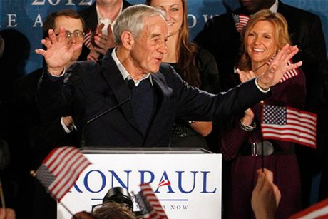 What about Ron Paul's strong New Hampshire showing?