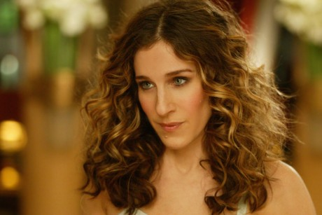 Go away, Carrie Bradshaw