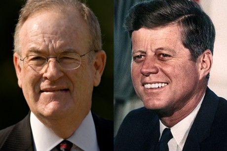 How will today's O'Reilly explain JFK's murder?