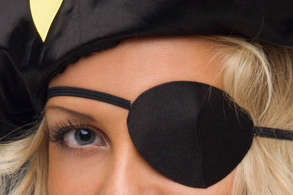 Lessons Of A Very Sexy Pirate Costume