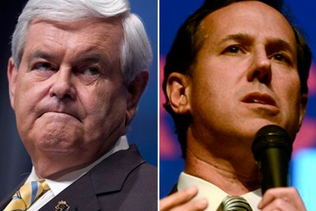 No, Newt, don't quit to make room for Santorum