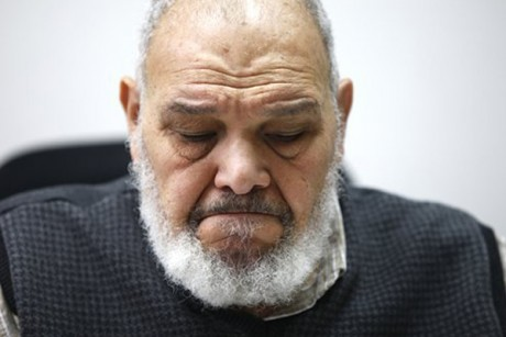 Mohammed el-Sioufi, an accountant and vice president of the Islamic Culture Center, a mosque in Newark, is interviewed by the Associated Press about the New York Police Department's surveillance of the Muslim community in Newark, N.J., Wednesday, Feb. 15, 2012.