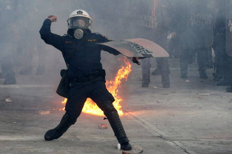 Can Greece thwart a complete meltdown?