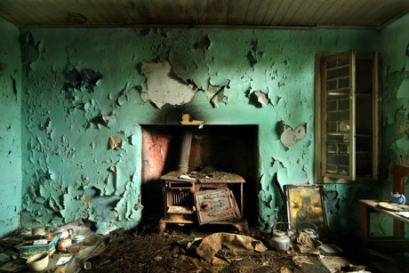 In pictures: Irish emigrants' haunting homes