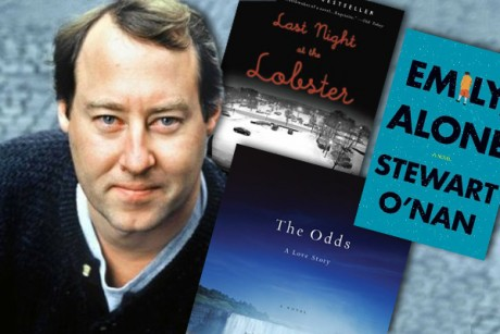 Stewart O'Nan: Our best working novelist?