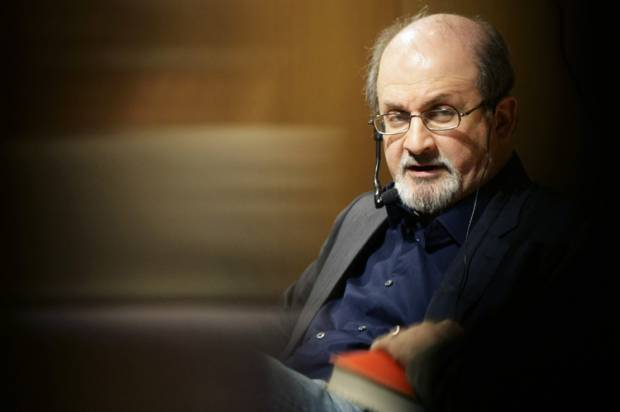Salman Rushdie fears nothing