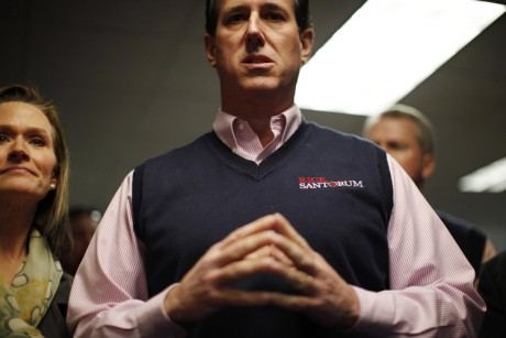 Santorum flunks the history of home-schooling