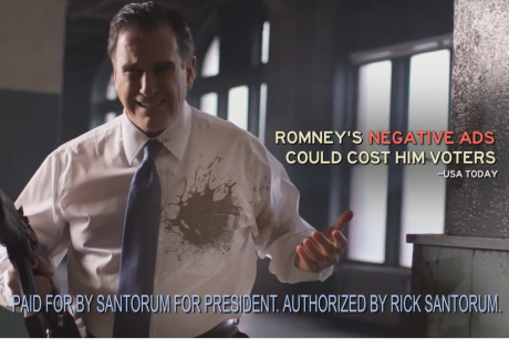 The anti-Santorum onslaught begins