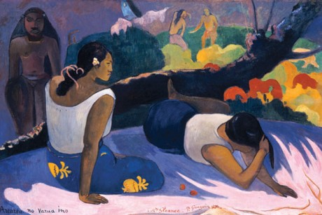 Paul Gauguin's Polynesian
