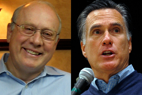 Billionaire Romney donor uses threats to silence critics