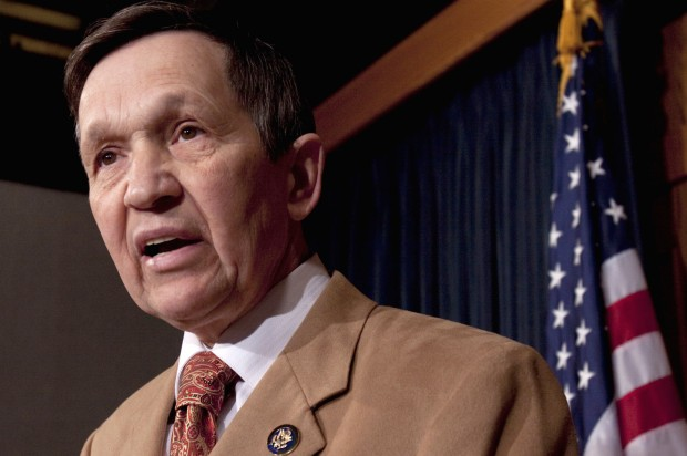 Dennis Kucinich and
